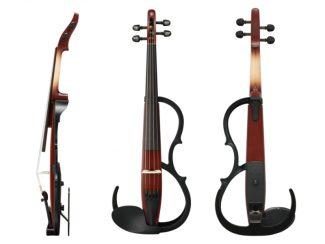 Yamaha Silent Violine SV104BR braun