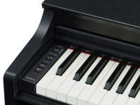 Yamaha Clavinova CLP625 Detailansicht Bedienfeld