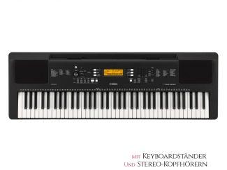 Yamaha Keyboard PSR-EW300 Set