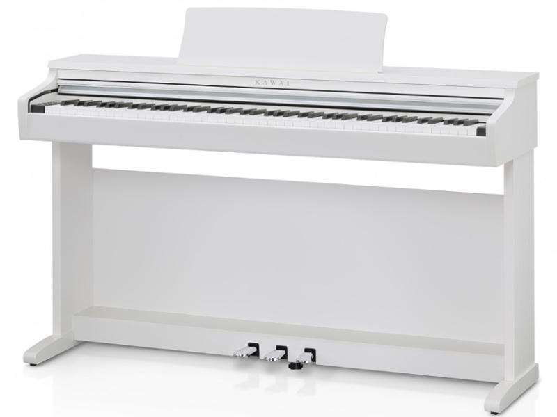KAWAI CN17W Digitalpiano weiß matt