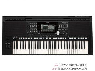 Yamaha Keyboard PSRS975 Set