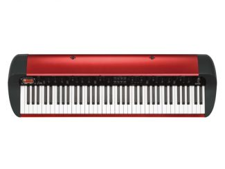 Korg SV-173 Metallic Red