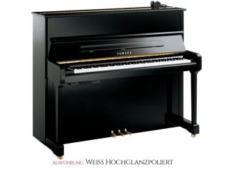 Yamaha Silent Piano P121MSH2PWH 121cm weiß poliert
