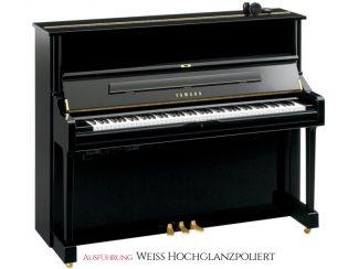Yamaha Silent Piano U1SH2PWH weiß poliert