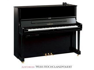 Yamaha Silent Piano YUS1SH2PWH 121cm weiß poliert
