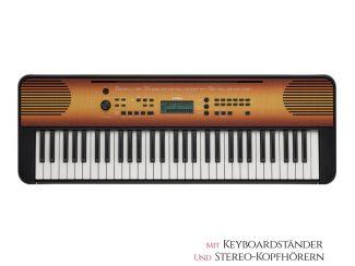Yamaha PSRE360 Ahorn Set