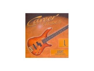 Career 227303 Bass-Saiten Light 4-string