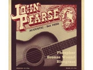 John Pearse 650ML Western Saitensatz 650ML