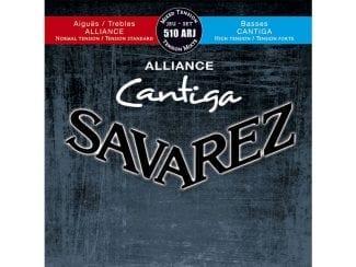 Savarez 656247 Gitarren Saitensatz 510 ARJ