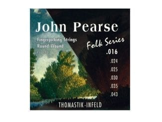 John Pearse 656697 Gitarren Saitensatz PJ116