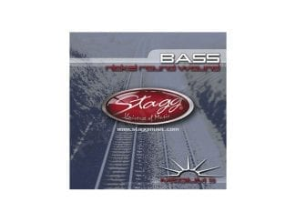 STAGG BA45255S Saitensatz Bass M