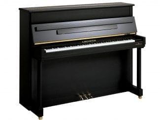 Bechstein CLASSIC118SP Piano Classic 118 schwarz poliert