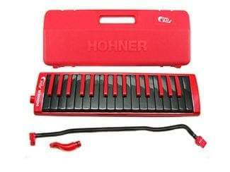 Hohner HOC943274 Melodica Fire 32 rot