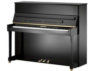 W.Hoffmann T122SP Piano 122cm schwarz poliert