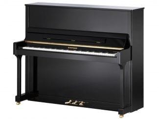 W.Hoffmann T128SP Piano 128cm schwarz poliert