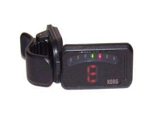 KORG PC1 Clip-on Tuner/Stimmgerät