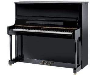 W.Hoffmann V126SP Piano 126cm schwarz poliert