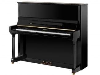 W.Hoffmann V131SP Piano 131cm schwarz poliert