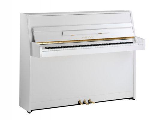 Yamaha B1PWH Piano weiß hochglanzpoliert