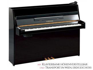 Yamaha B1SG2PE Silent Piano schwarz poliert Set