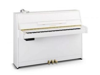 Yamaha B1SG2PWH Silent Piano weiß hochglanzpoliert