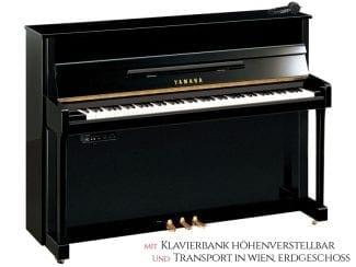 Yamaha B2ESG2PE Silent Piano schwarz poliert Set