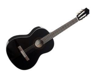 Yamaha C40BLII Konzertgitarre 4/4 schwarz