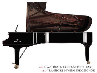 Yamaha CFXPE Konzertflügel Meisterklasse Set