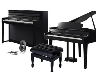 Digitalpiano und Digitalflügel Sets