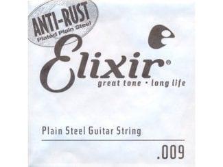 Elixir E13009 E-Gitarre/Western Einzelsaite PL009