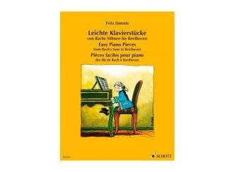 Emonts Fritz ED4747 Leichte Klavierstücke