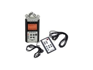 Zoom H4nSPRC4Bundle Remote Bundle