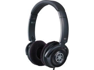 Yamaha HPH150B Kopfhörer schwarz
