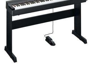 ´Yamaha L255 Originalständer für P255B, schwarz matt