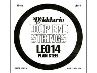 D`Addario LE014 Einzelsaite