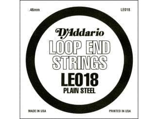 D`Addario LE018 Einzelsaite