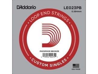D`Addario LE023PB Einzelsaite