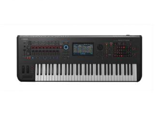 Yamaha MONTAGE6 Synthesizer Montage