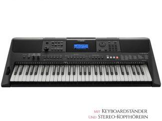Yamaha PSRE453 Keyboard Set