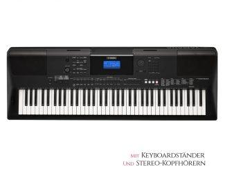 Yamaha PSREW400 Keyboard Set