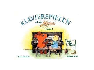 Schwedhelm B. SIK1190 Klavierspielen mit der Maus Band 1