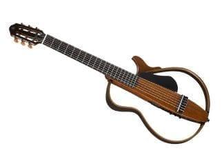 Yamaha SLG200NNT Silent Gitarre Nylon Strings, natur