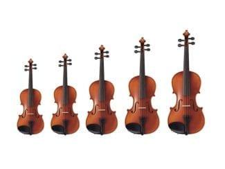 Akustische Streichinstrumente