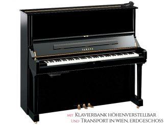 Yamaha U3SHPE Silent Piano 131cm Set