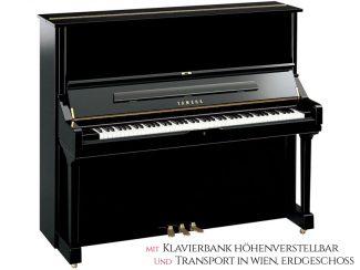 Yamaha U3SQPE Piano 131cm Set