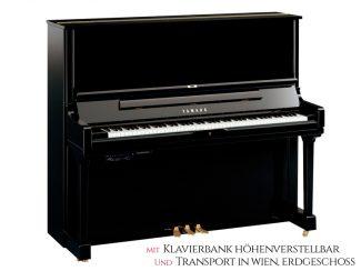 Yamaha YUS3SHTAPE TransAcoustic Piano 131cm Set