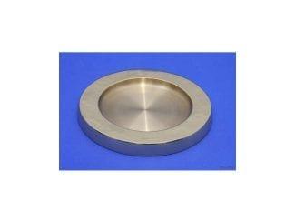 Baumgärtel Z504072 Untersetzer 145mm Messing poliert
