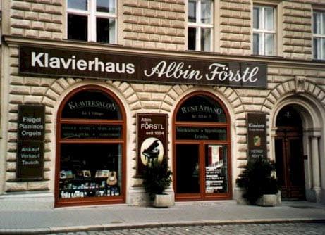 Klavierhaus A. Förstl 2004
