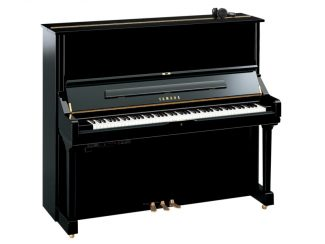 Yamaha U3SH2PE Silent Piano schwarz poliert 131cm