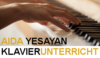 Aida Yesayan - Pianistin in Wien